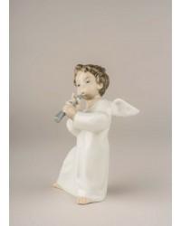 """Статуэтка """"Ангел с флейтой"""""""