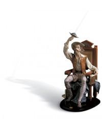 """Скульптура """"Я Дон Кихот"""""""