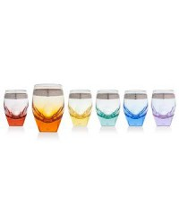 "Набор из 6 стаканов для виски ""Бар""/""Bar"" (6цв)"