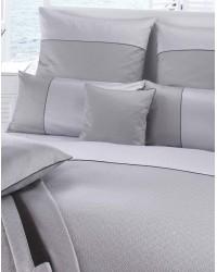 Комплект постельного белья Calibri цвет серо-коричневый