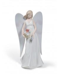 """Статуэтка """"Ангельские звезды"""" (Верхушка для Новогодней ели)"""