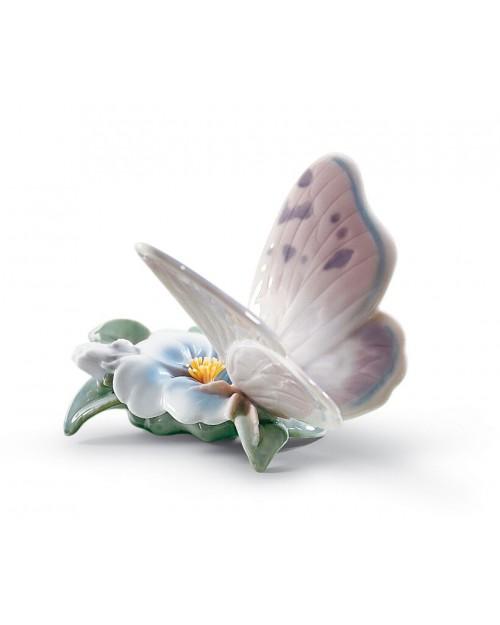 "Фигурка бабочки ""Освежающая пауза"""